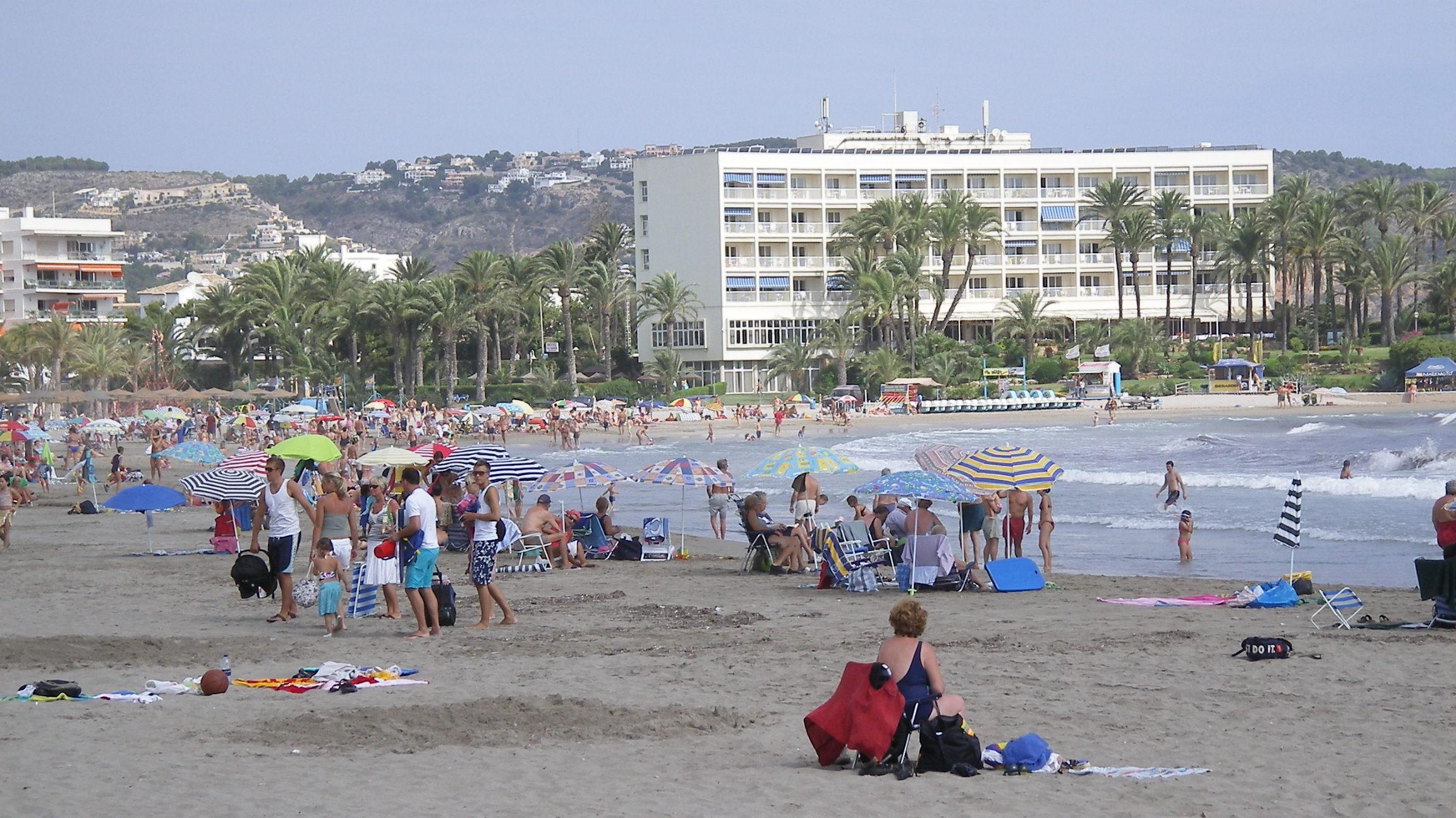 Playa vacaciones oferta apartamentos en javea - Apartamentos playa baratos vacaciones ...