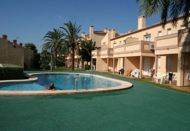 Apartamento en Denia - Apartamento de 1 dormitorios a500 mde la playa