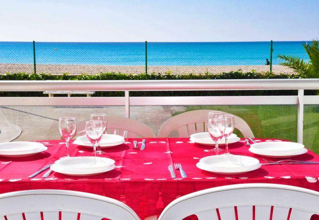 Apartamento en Miami Playa - Apartamento para 6 personas a5 mde la playa