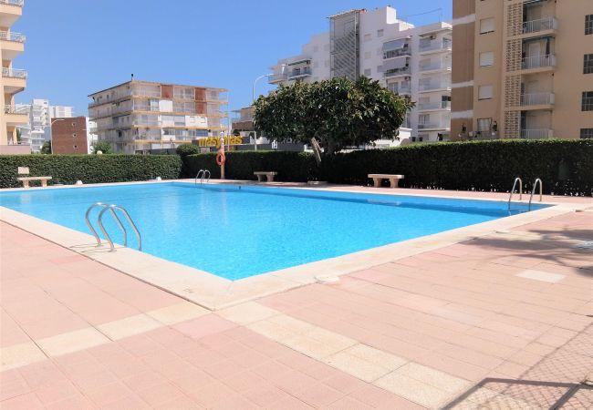 Apartamento en Grao de Gandia - Apartamento de 2 dormitorios a200 mde la playa