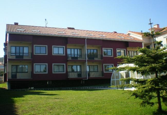 Apartamento en Fisterra - Aticos Langosteira 9 - Apartamento 2/4 estan