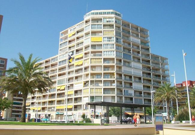 Apartamento en Grao de Gandia - Apartamento para 4 personas a15 mde la playa