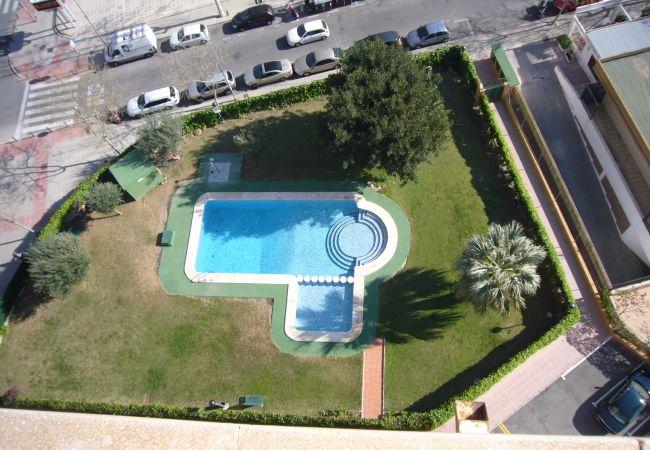 Apartamento en Benidorm - Apartamento para 4 personas a700 mde la playa