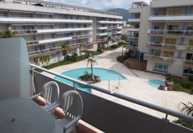 Apartamento en Rosas / Roses - Apartamento para 4 personas a2 kmde la playa