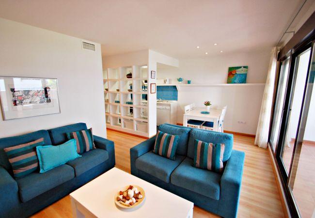 Apartamento en Vera playa - Apartamento para 5 personas a150 mde la playa