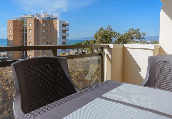 Apartamento en Salou - Apartamento de 1 dormitorios a100 mde la playa