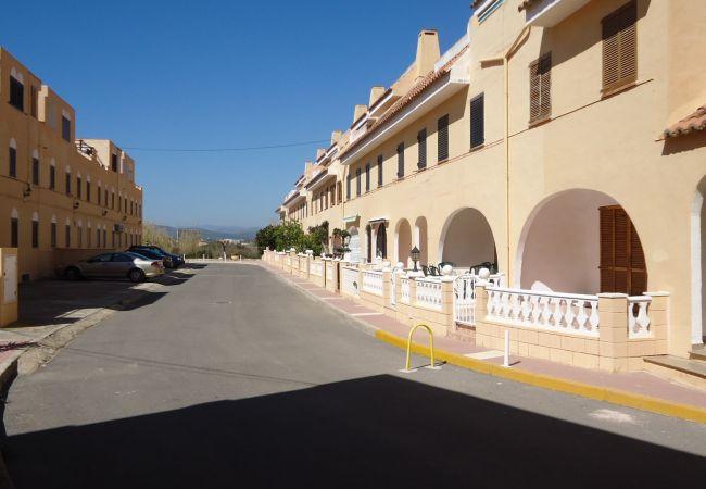 6 personas en la mejor zona de Peñiscola a 200 metros de la playa de arena