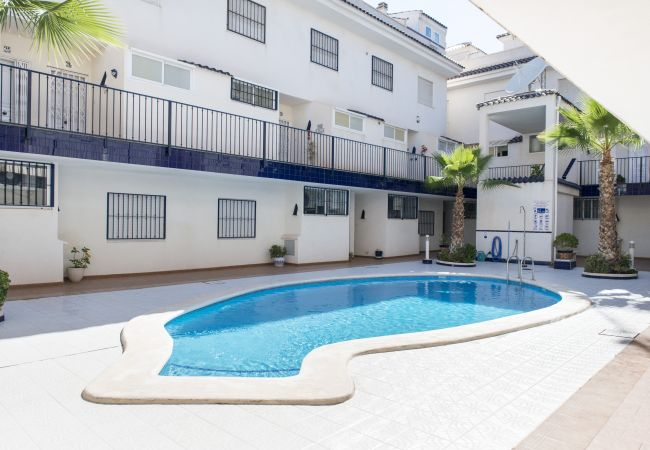Apartamento en Torrevieja - VELETA I-18-2D DUPLEX