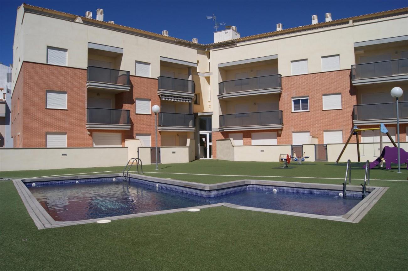 Apartamentos en alcoceber alcossebre amanecer apartamento 2 4 estandar - Apartamentos en alcocebre ...