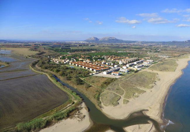 Apartamento en Torroella de Montgri - Apartamento de 1 dormitorios a80 mde la playa