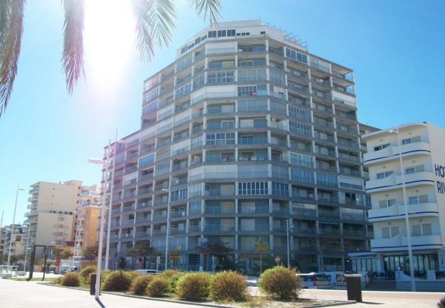 Apartamento en Grao de Gandia - BONAIRE E3 - 1º , PRIMERA LÍNEA DE PLAYA DE GANDIA