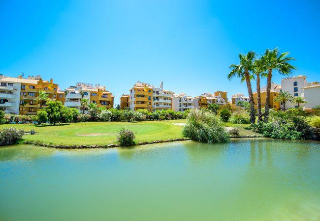 Apartamento en Torrevieja - Apartamento para 2 personas a300 mde la playa