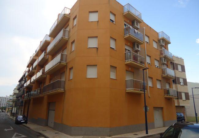 Apartamento en Peñiscola - Zona Llandels 6/8