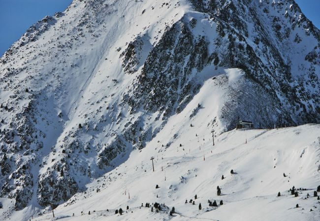 Apartamento en Llorts - Esquiadors 4