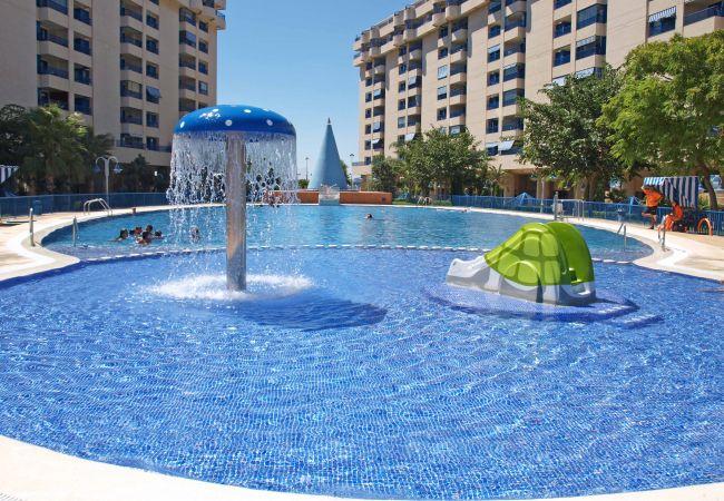 Apartamento en Alboraya - Apartamento de 2 dormitorios a750 mde la playa