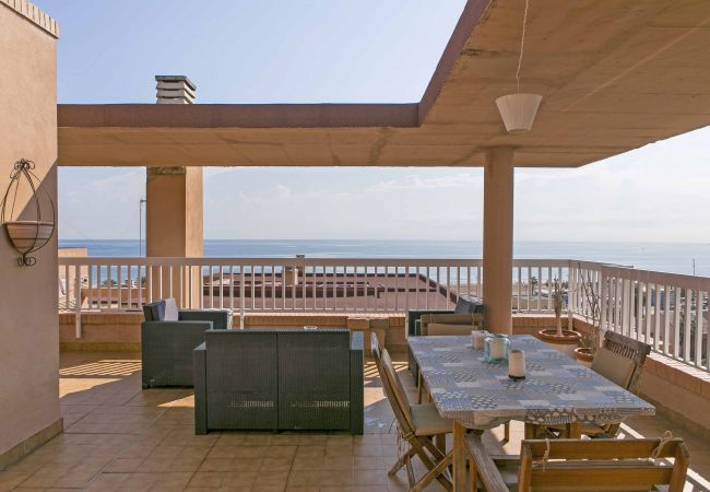 Apartamento en Alboraya - Apartamento para 4 personas a350 mde la playa