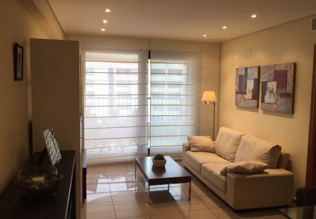 Apartamento en Alboraya - Patacona Beach 15. 2 habitaciones con piscina (3 p