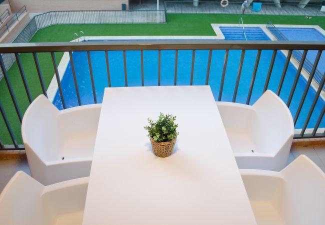 Apartamento en Alboraya - Patacona Pool Views