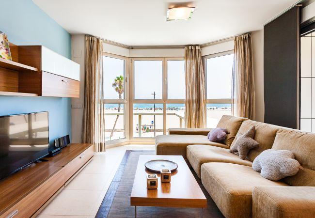 Apartamento en Alboraya - Apartamento con aireacondicionado a20 mde la playa