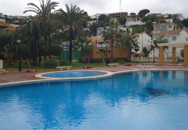 Posiblemente la mejor urbanizacion de Peñiscola