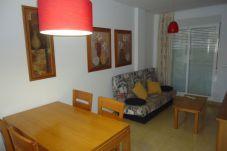 Apartamento en Peñiscola - Paseo Maritimo 15-4/6 pax. LEK