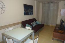 Apartamento en Peñiscola - Paseo Maritimo 13-4/6 pax. LEK