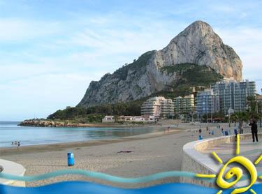 Alquiler de apartamentos en calpe playa vacaciones - Apartamentos baratos playa vacaciones ...