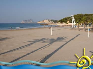 Apartamentos en moraira alquiler en moraira playa - Apartamentos baratos playa vacaciones ...