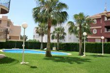 Ferienwohnung in Alcoceber - Ferienwohnung mit pool a400 mStrand
