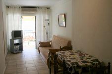 Ferienwohnung in Alcoceber - Ferienwohnung mit 2 Schlafzimmern a50 mStrand