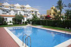 Ferienwohnung in Torreblanca - Euromar II-2-dormitorios