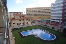 Ferienwohnung in Peñiscola - Paseo Maritimo 15-4/6 pax. LEK