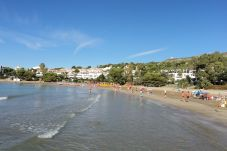 Apartment in Alcocebre / Alcossebre - Apartment of 2 bedrooms to50 mbeach
