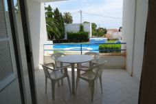 Apartment in Alcocebre / Alcossebre - Apartment with swimming pool to 250 m beach