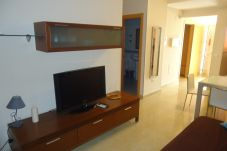 Apartment in Peñiscola - Paseo Maritimo 13-4/6 pax. LEK